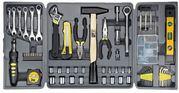 Набор инструментов для дома 135 ед Topex 38D215