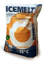 ICEMELT™  — антигололедный реагент