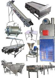 Оборудование и линии для производства сухофруктов