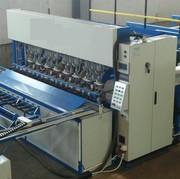 Машина для сварки арматурной сетки,  строительной сетки W-200-2.