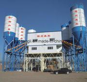 Стационарный бетонный завод HZS240 «Changli» БСУ.