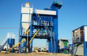 Асфальтобетонный завод LB 1000 ( 80 тонн ) «Changli».