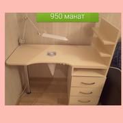 Маникюрный столик, UF лампы, гели , шеллаки дешево