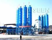 Пара заводов бетона truseen 50-360m3/ч