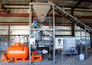 Оборудование для производства пенобетона и пенобетонных блоков