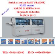 satlyk BANT stanogy VAROL Makine K-40
